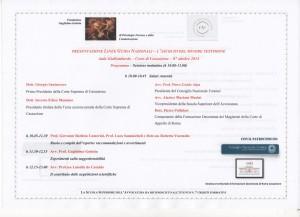 Corte di Cassazione Linee Guida Nazionali l'ascolto del minore testimone